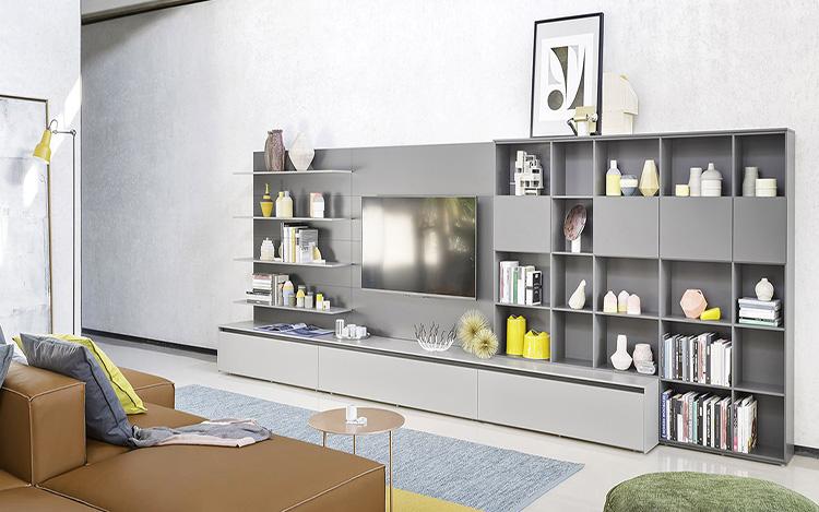Veneta Cucine Living.Mobile Soggiorno Veneta Cucine Lecco Home Living